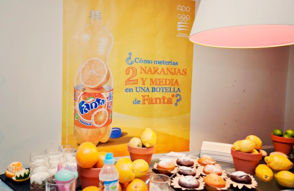 Fanta celebra su 50 aniversario en Espaa